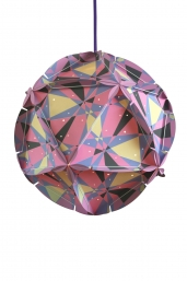 diamand cut pink